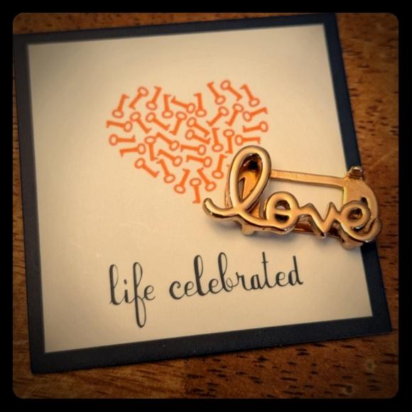 Keep collective love charm